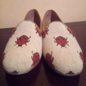 Zalo size8 lady bag loafers